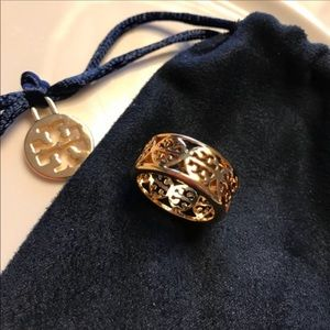 Brand New! Tory Burch Ring Size 7